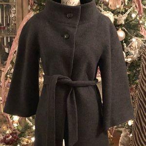 Ann Taylor grey coat